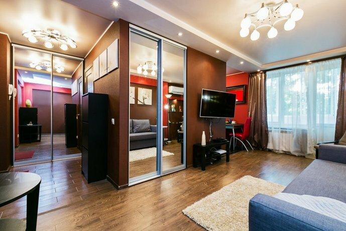 Апартаменты Город-М на Павелецкой