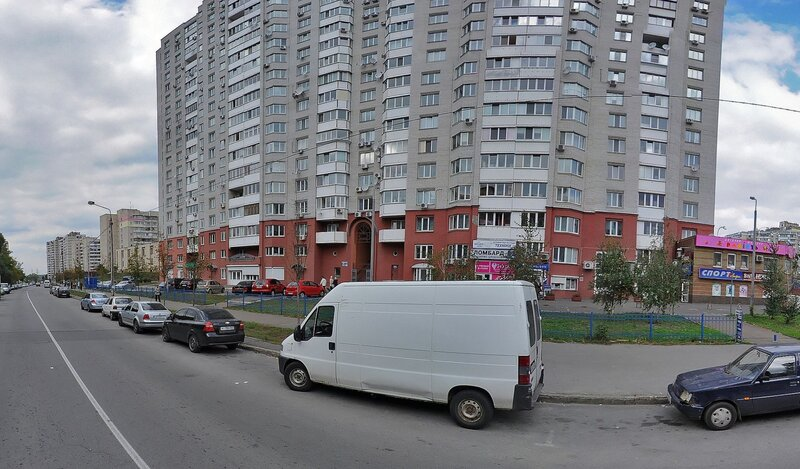 Apartment in Kiev Svyatoshyns'kyi District Kiev Kiev City