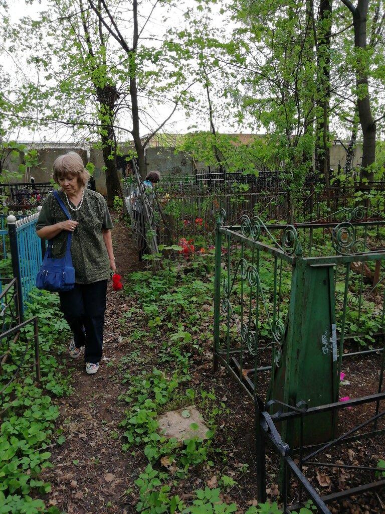 кладбище — Солнечногорское Старое кладбище — Москва и Московская область, фото №2