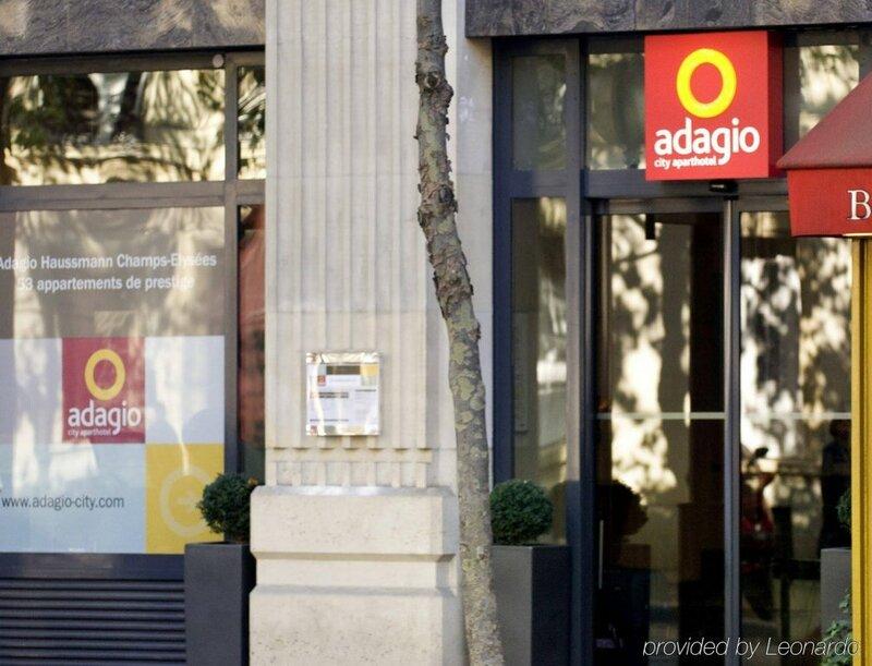 Adagio Paris Haussmann Hotel