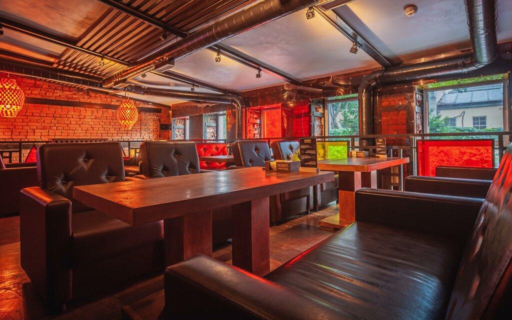 бар, паб — Honey Lounge — Москва, фото №2