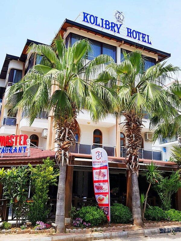 Kolibry Hotel