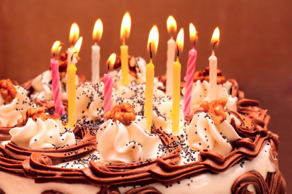 тортики фото с днем рождения идея организовать выставку