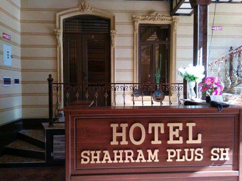Shahram Plus Sh