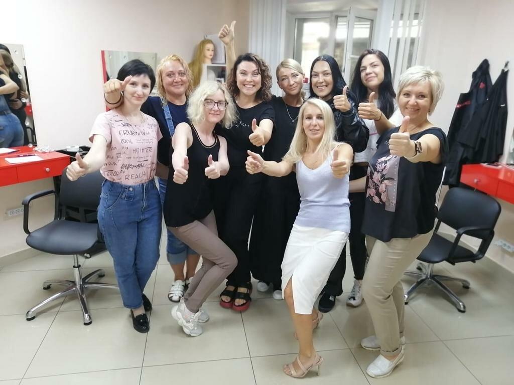 обучение мастеров для салонов красоты — Академия красоты GOLDmaster — Новосибирск, фото №1