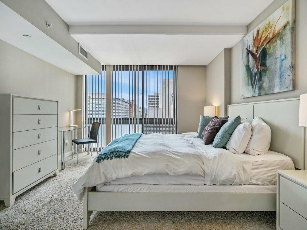 гостиница — Bluebird Suites at Penn Quarter — City of Washington, фото №8