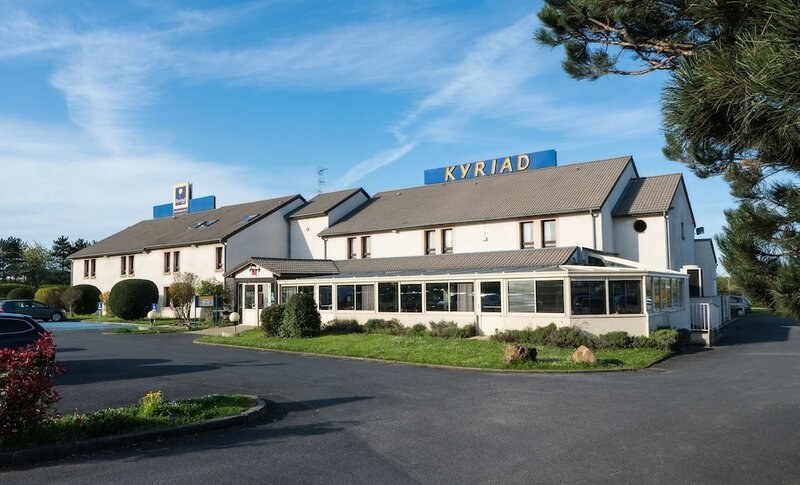 Hôtel Kyriad Caen Sud - Ifs