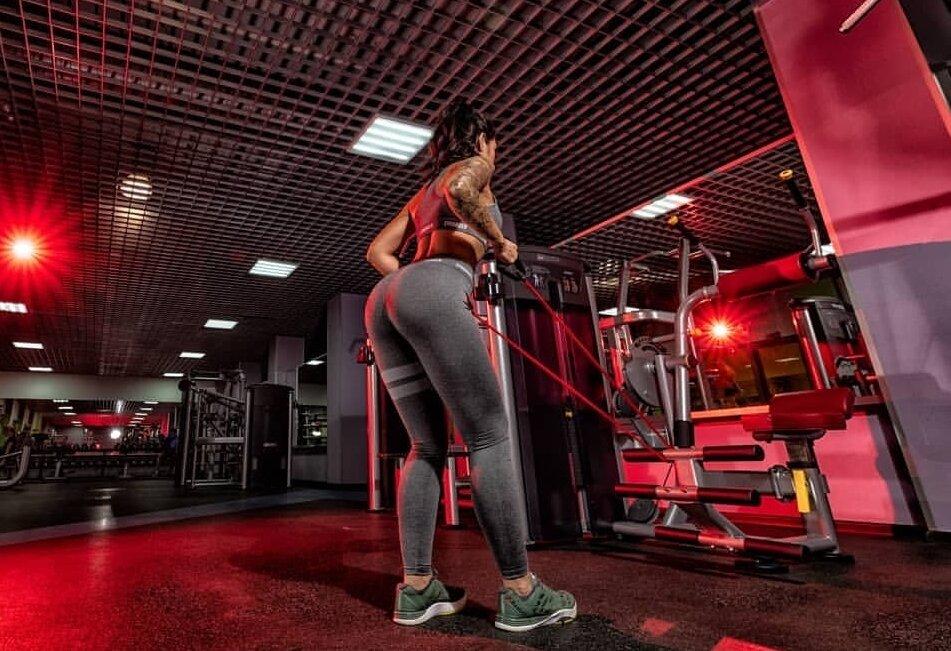 фитнес-клуб — Свобода Фитнеса — Москва, фото №2