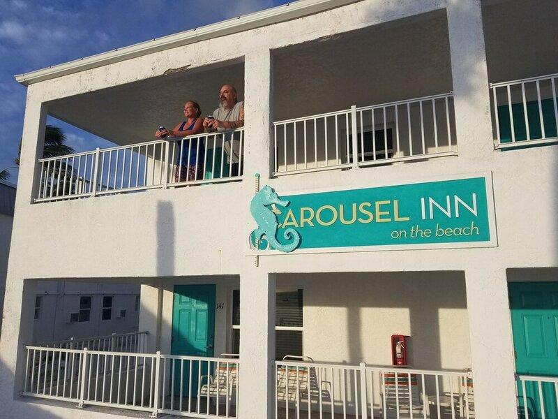 Carousel Inn on the Beach