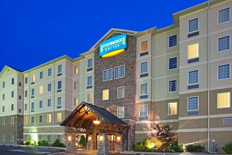 Staybridge Suites Knoxville Oak Ridge