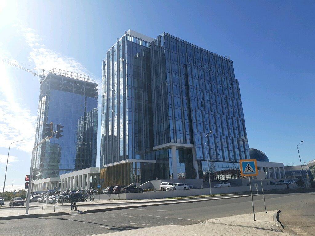 бізнес-центр — Бизнес-центр Байтерек — Нур-Султан (Астана), фото №1