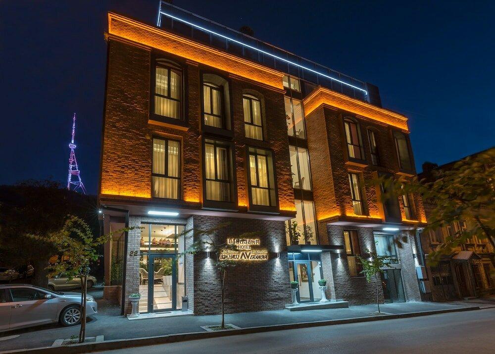 гостиница — Veranova Hotel — Тбилиси, фото №2