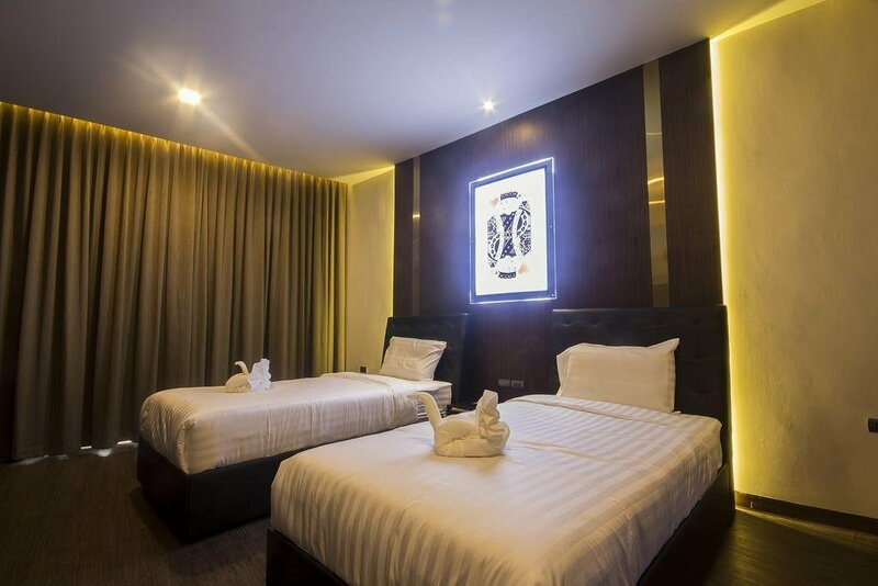 Golden Triangle Hotel Tachileik by Yotaka Group