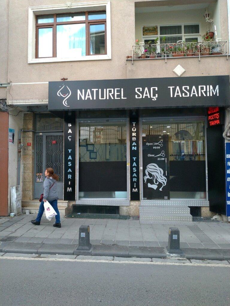 hairdressers — Naturel Saç Tasarım Türban Tasarım - Bayan Kuaförü — Gaziosmanpasa, photo 1