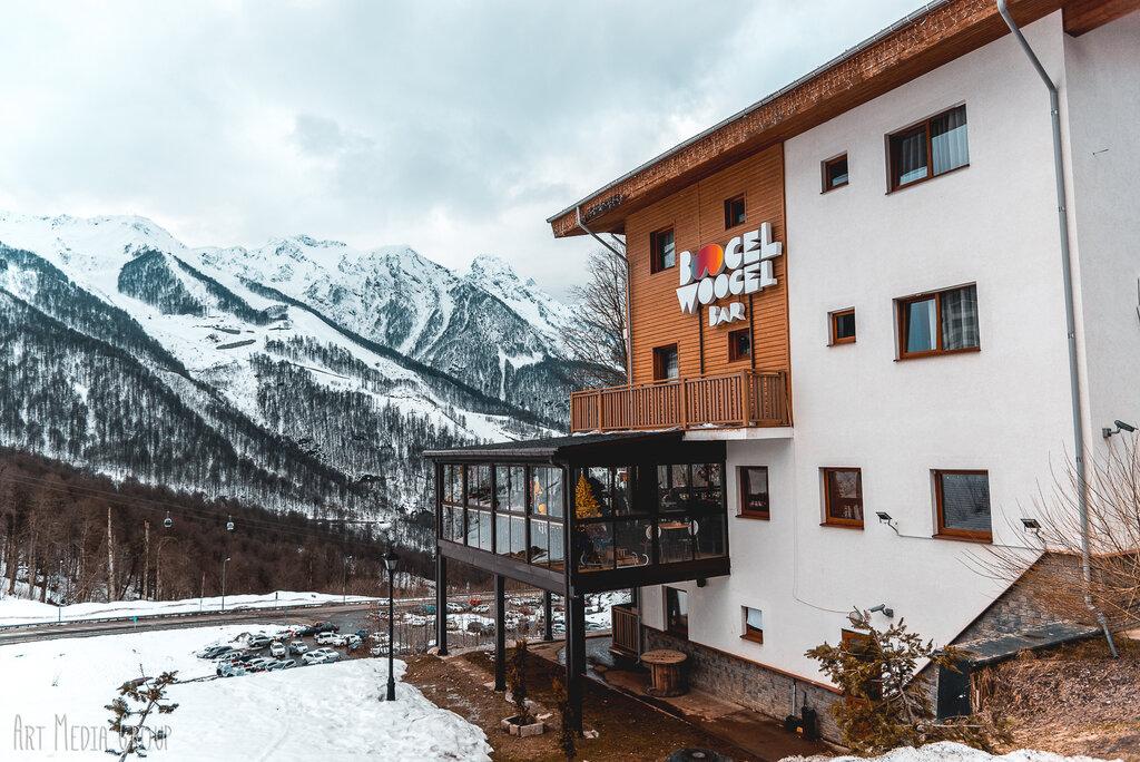гостиница — Hotel BoogelWoogel Bar — село Эстосадок, фото №2