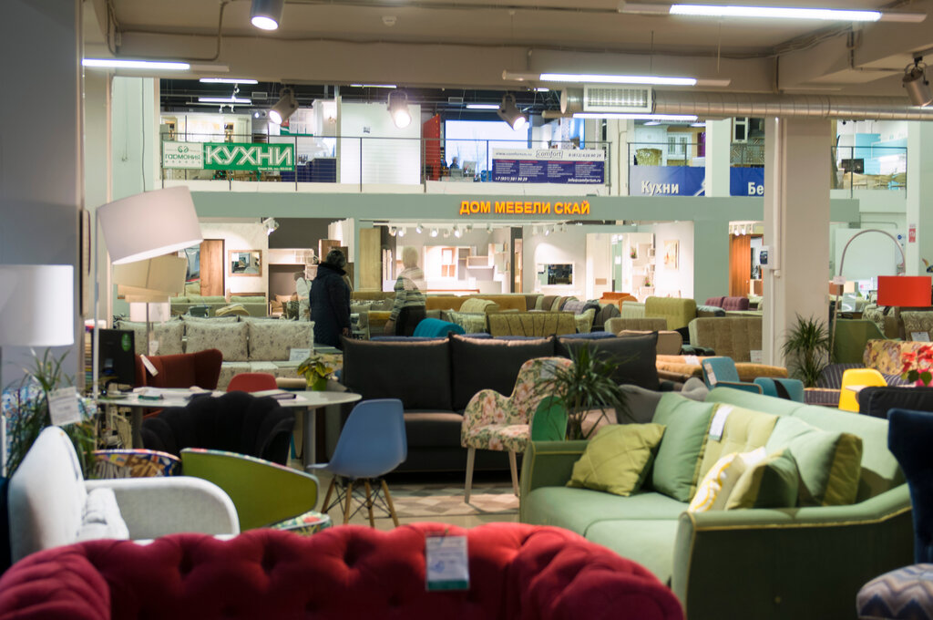 фото магазинов территории мебели или средние кусочки