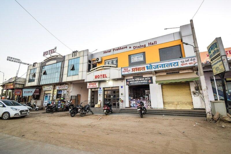 Oyo 36444 Hotel Prabhave & Dining Hall