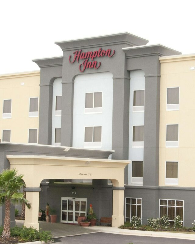 Hampton Inn Leesville Ft. Polk