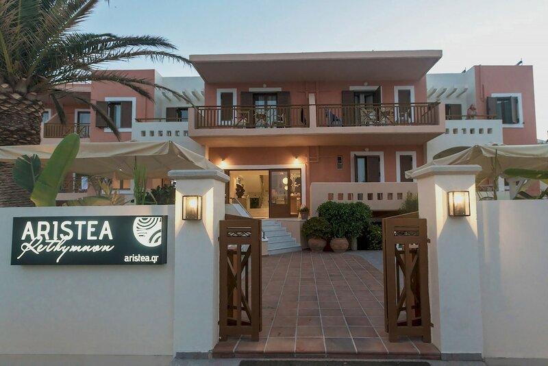 Отель Aristea