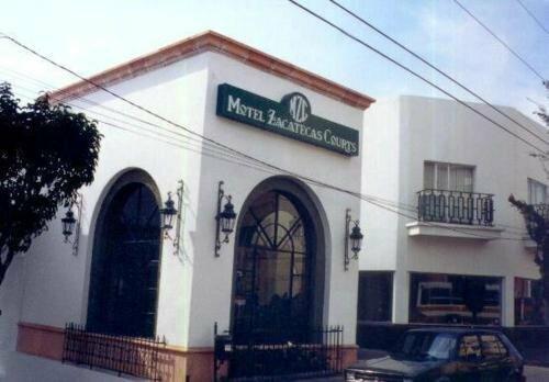 Motel Zacatecas Courts