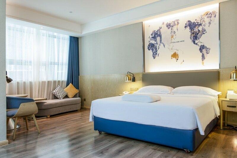 Kyriad Marvelous Hotel Shenzhen Baoan Qianjin 2nd Road