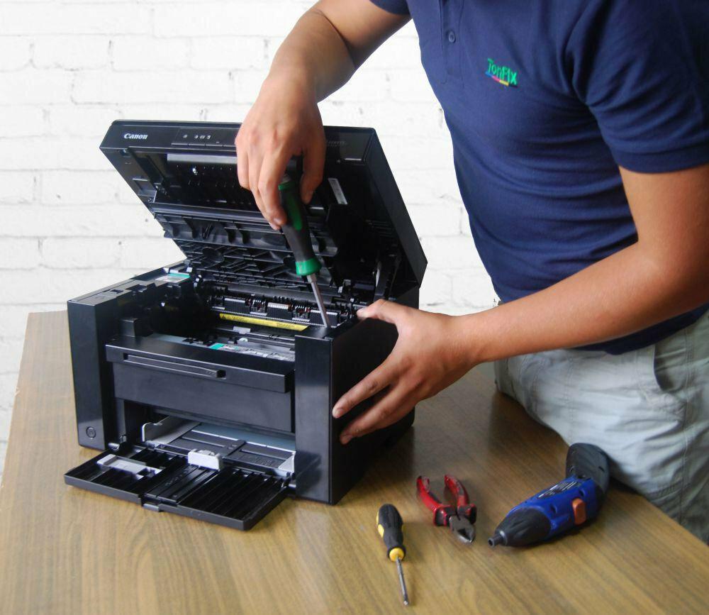 Ремонт принтеров с картинками