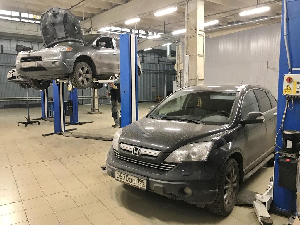 автосервис, автотехцентр — Техцентр Хонда 9000RpM — Москва, фото №2