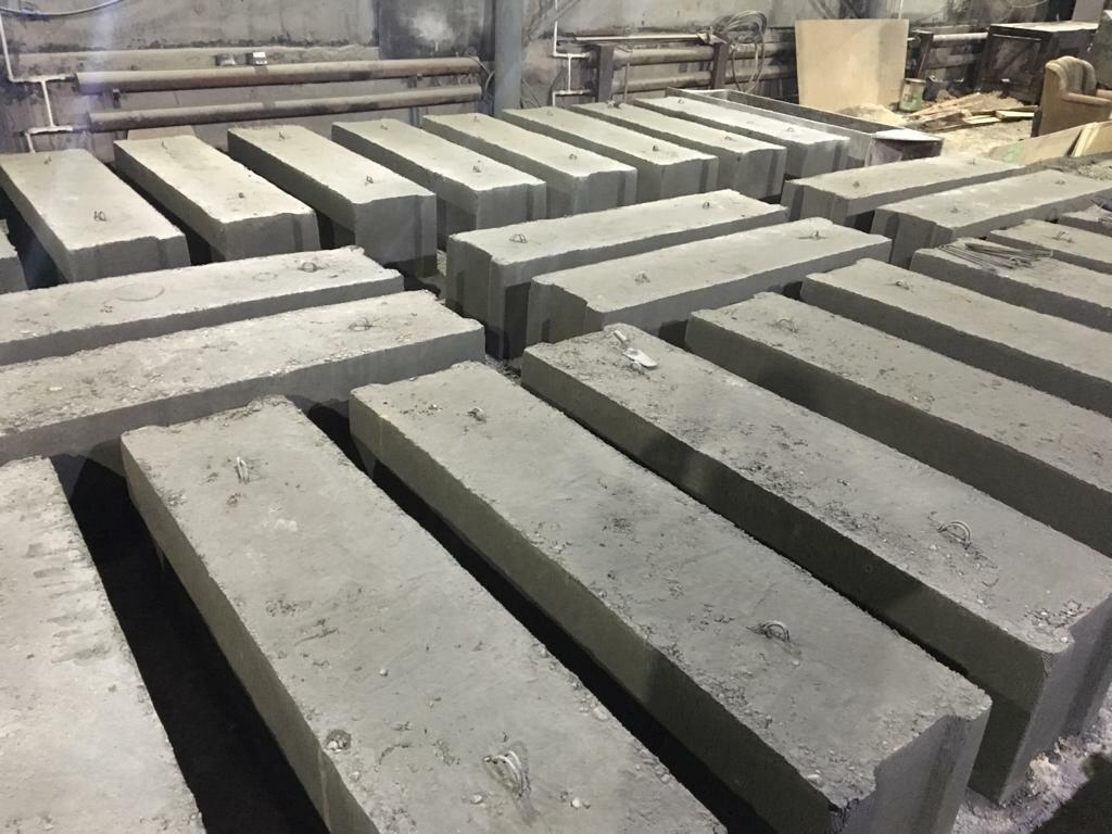 бетон бартером