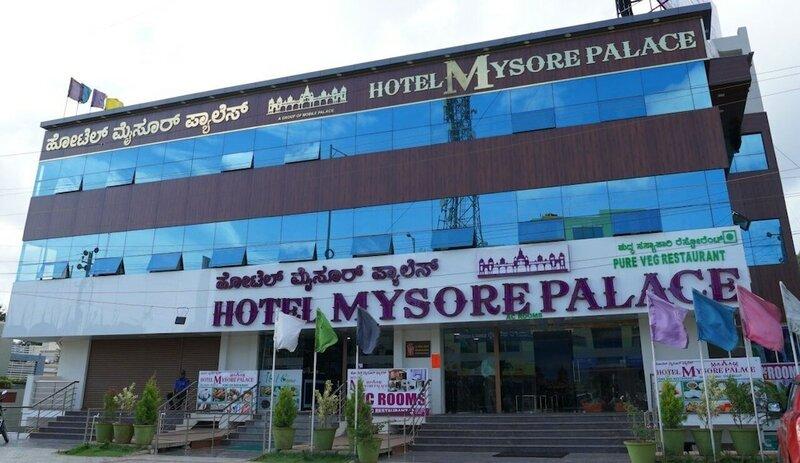 Hotel Mysore Palace