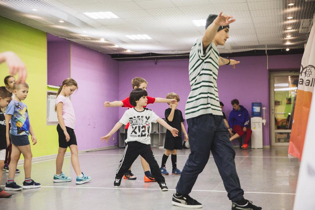 Клубы детских танцев в москве фотоотчет из ночных клубов владимира