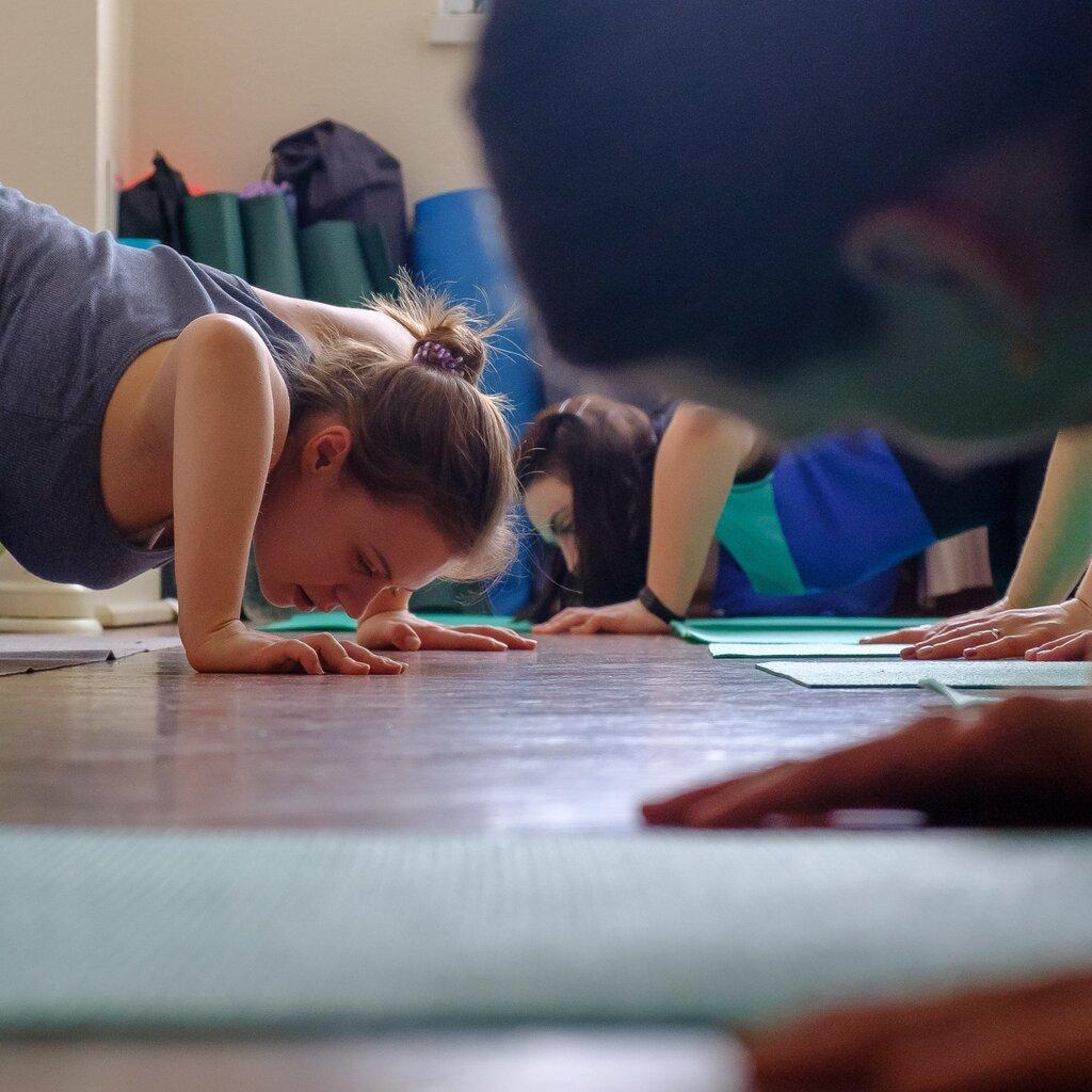 yoga center — Студия йогатерапии Юлии Михайловой — Omsk, photo 1