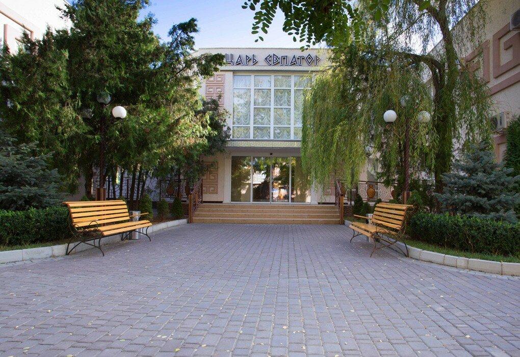 гостиница — Царь Евпатор — Евпатория, фото №2
