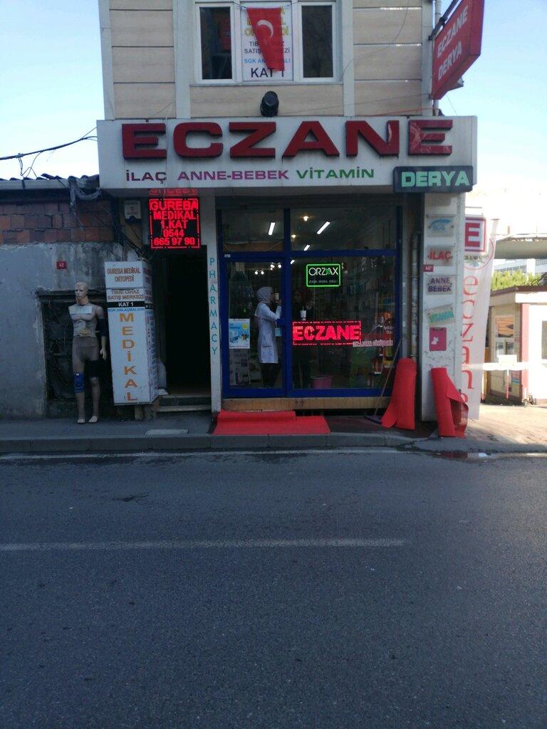 eczaneler — Derya Eczanesi — Fatih, photo 1
