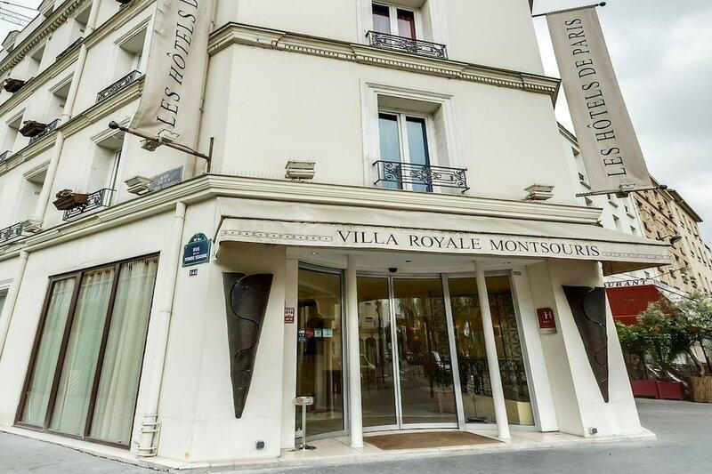 Villa Royal Montsouris