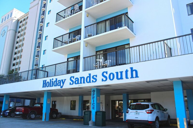 Holiday Sands At South Beach