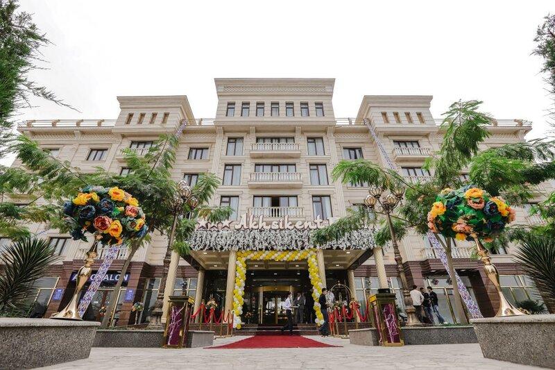 Akhsikent Hotel