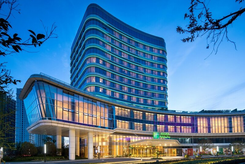 Holiday Inn Zhengzhou Riverside