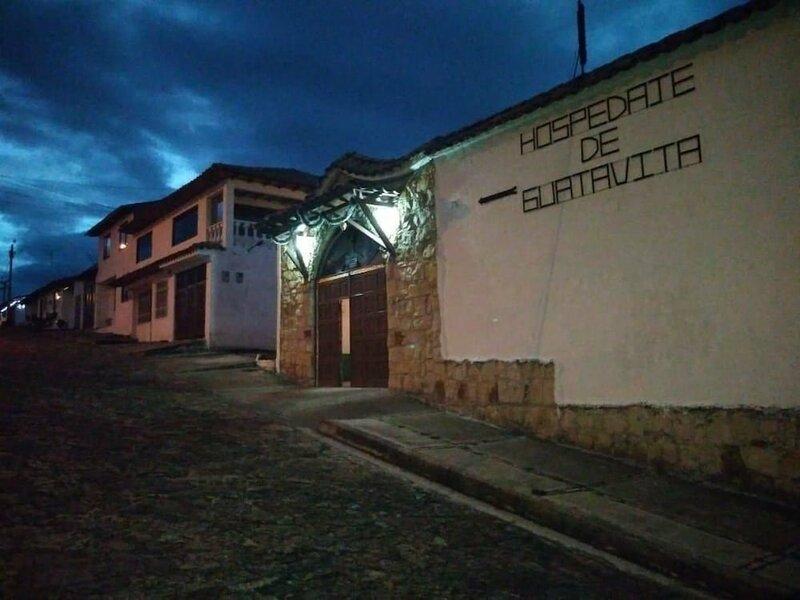 Hospedaje de Guatavita