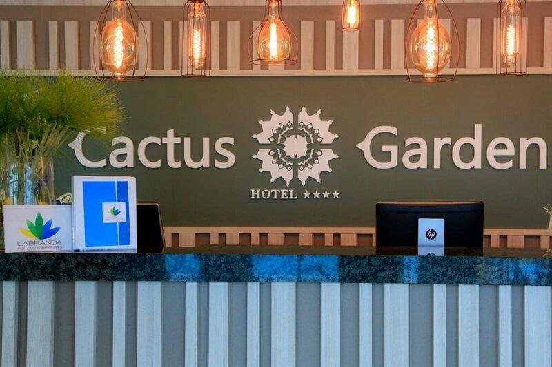 Lemon & Soul Hotel Cactus Garden