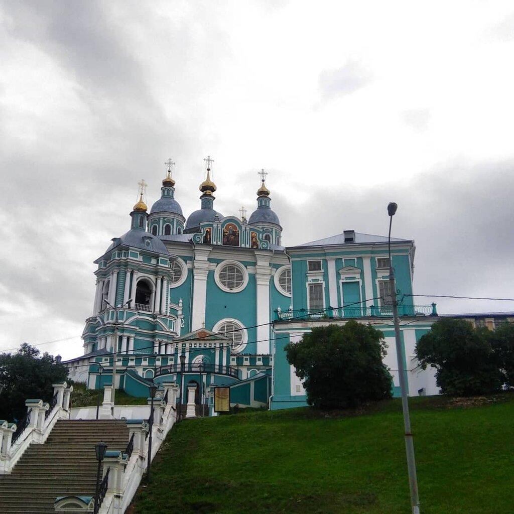 достопримечательность — Смоленская крепостная стена — Смоленск, фото №6