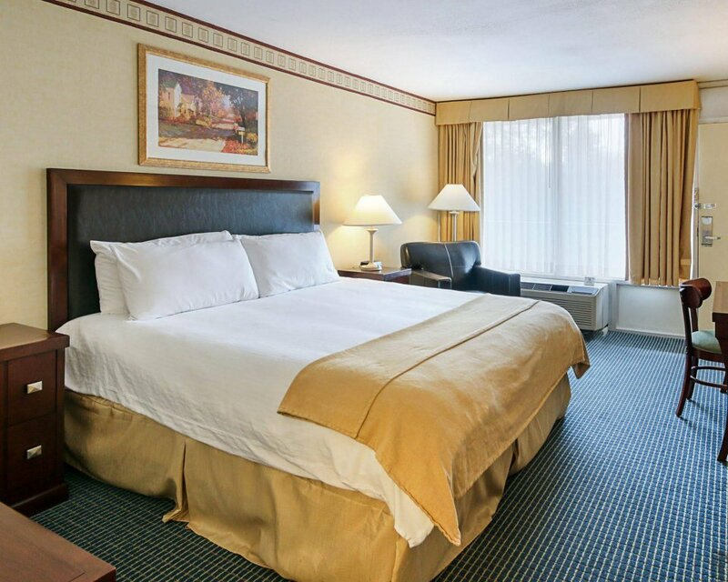 Clarion Inn & Suites New Hope-lambertville