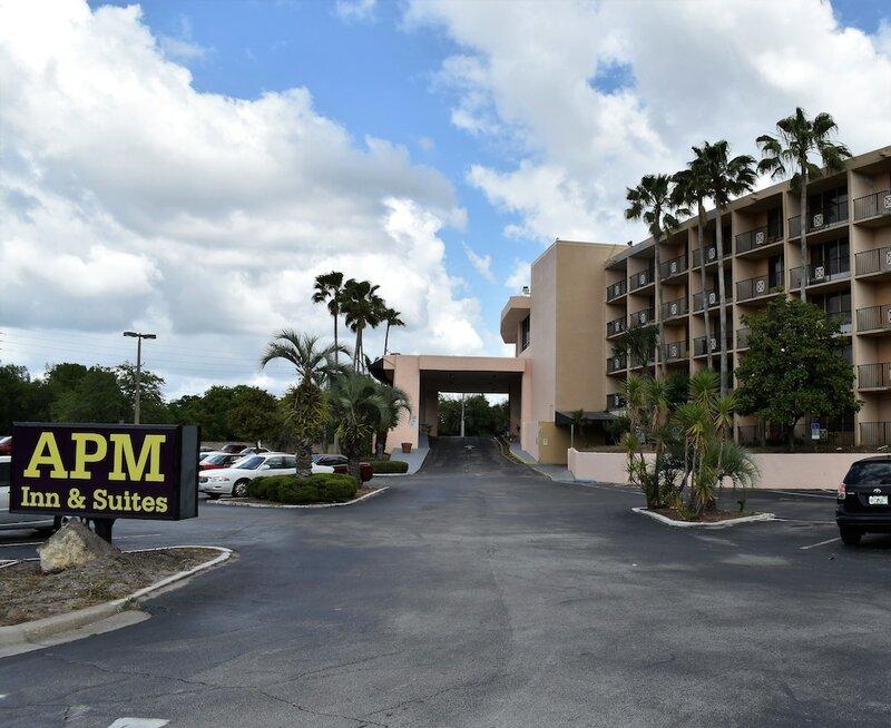 Apm Inn & Suites Orlando