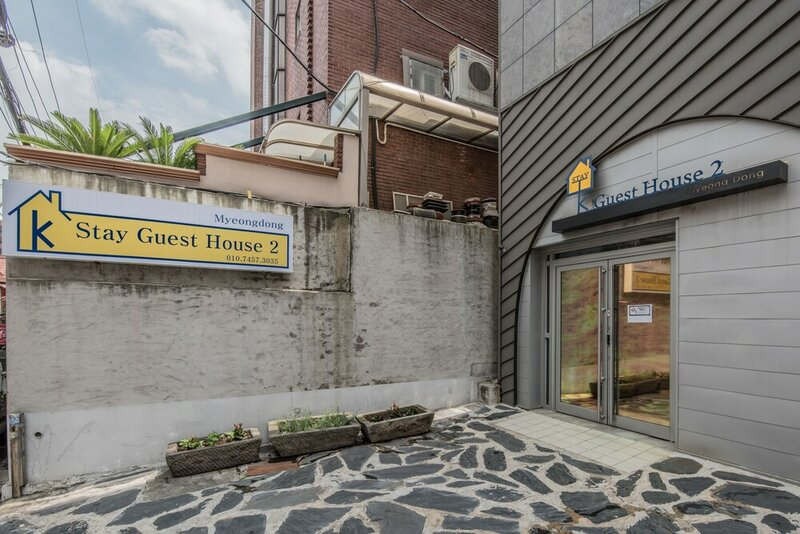 K Star Stay Guesthouse Myeongdong - Female Only