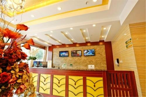 GreenTree Inn Yangzhou Baoying South Anyi Road Express Hotel