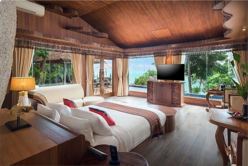 Отель Panviman Resort koh Phangan