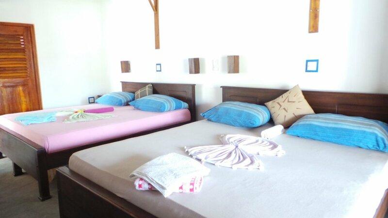 Frangipani beach villa