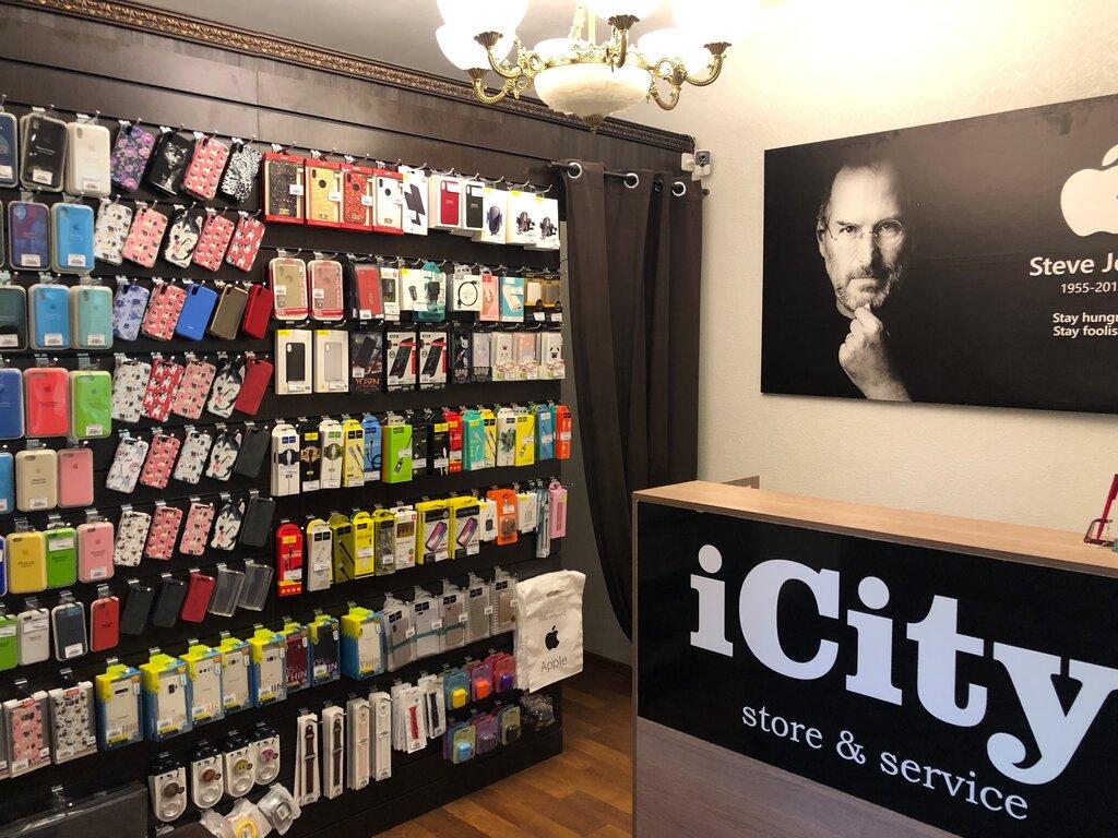 салон связи — ICity — Рязань, фото №1