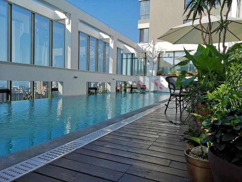 Fanli Hotel Beihai Lanyue Chengshi Zhiguang