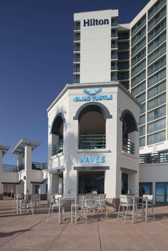 Hilton Daytona Oceanfront Resort