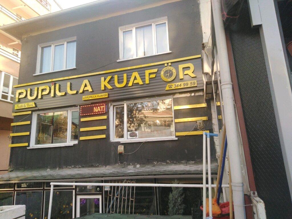 kuaförler — Pupilla Kuaför — Yenimahalle, foto №%ccount%